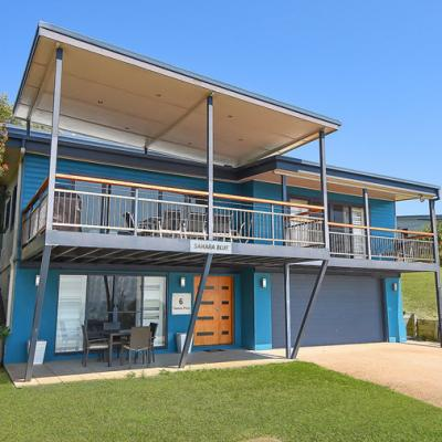 Moreton Island Accommodation Sahara Blue 900px 1
